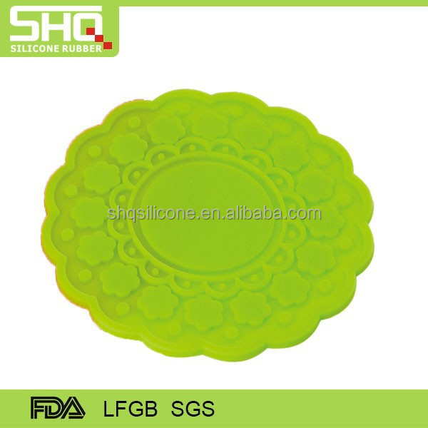 OEM fridge bottle silicone rubber mat