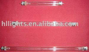 quartz uvc lamp tube