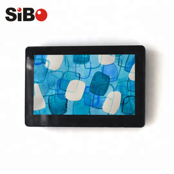 Android Based Rfid Nfc Wall Tablet Poe Panel Pc With Demo App And Source  Code - Buy Android Tablets,Hmi Devices For Data Monitoring,7