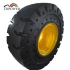 OTR mining solid tire 23.5-25 for loader and ports