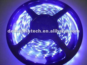 Cuttable 60LED UV 390-400nm LED Flexible Strip Light