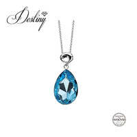 Destiny Jewellery pearl Pendent Wholesale, factory direct sale Embellished with crystals from Swarovski stock