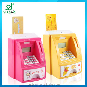 Child,6---9 Years Old Age Christmas Gifts For Kids Mini Atm Bank ...