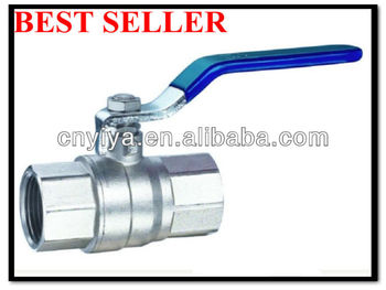 Nickle plated Valve