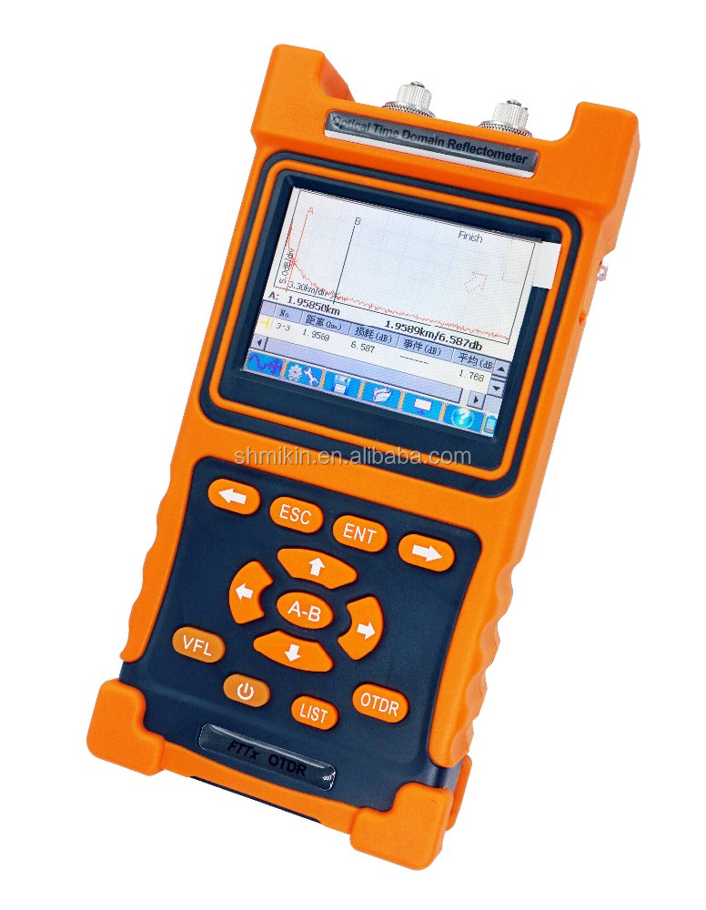 Handheld OTDR FIber Optical Test MK NK2230S with 1310/1550nm