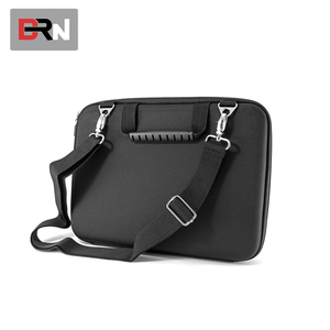 11.6/15.6/ 17.3/21 inch custom eva heat resistant cheap laptop hard shell case shoulder bags back cover for men