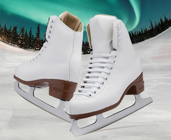 wholesale adjustable ice hockey skates shoes