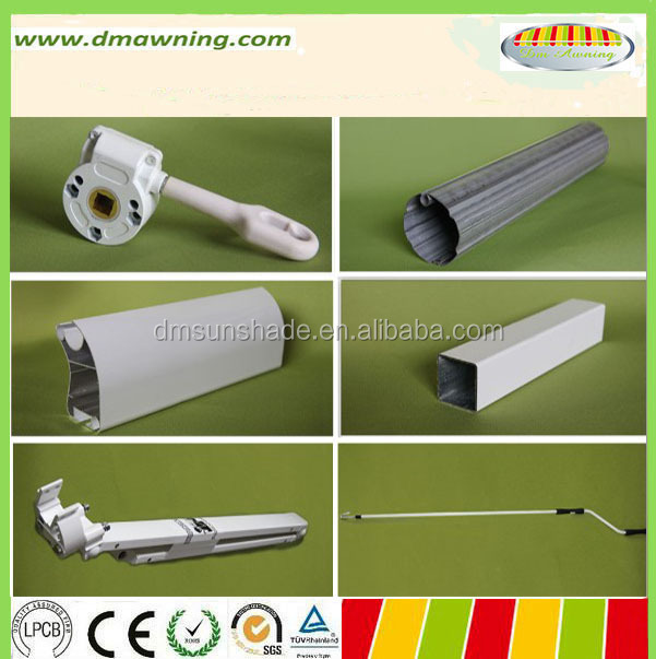 Dometic electric Awning Manual Retract