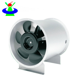 high temperature high humidity axial flow fan