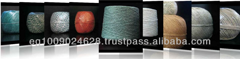 Flax Yarns & Twines,hemp yarn,baler for tying