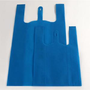 6351d26a1d Wholesale T-Shirt Non Woven Eco Bags Accept Logo Customized Non Woven Sando  Bag For