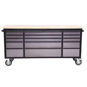 Heavy Duty Tools Chests With Stainless Steel Boxes Tool Trollys