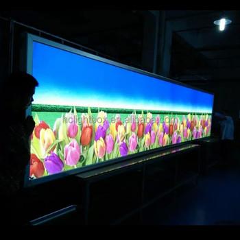 Led Snap Frame Backlit Sign Led Backlit Light Box Frame - Buy ...