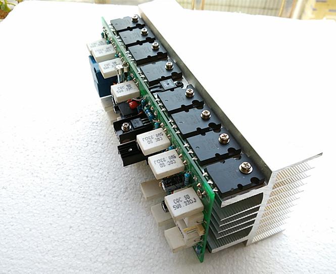 Hifi 1000w Mono Audio Power Amplifier Module Circuit Board Assembled 2000w  4ohm Profession Amplifier For Stage,Home - Buy 1000w Powe Amplifier