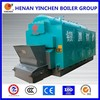 Factory price 3 pass chain grate coal industrial steam boiler thermal power plant