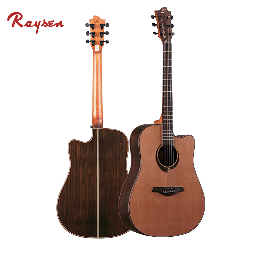 good acoustics solid wood guitar under 200 cedar rosewood body buy acoustics guitars good. Black Bedroom Furniture Sets. Home Design Ideas