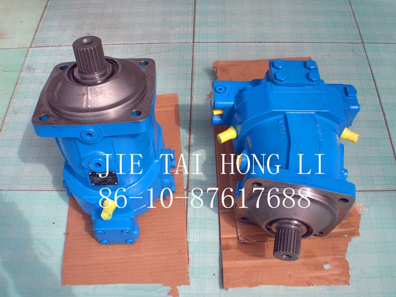 Pilling rig motor and important slewing bearing