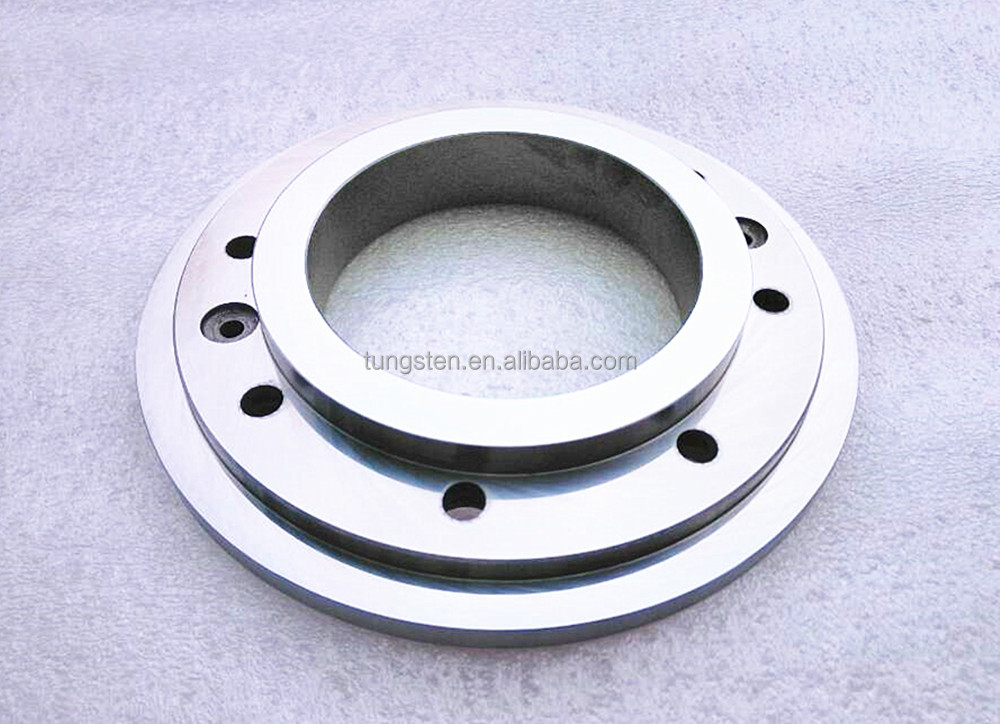 Mirror Polished Tungsten Carbide / Cemented Carbide Mechanical Seal Ring
