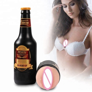 Cool toys for adult Easy to hide sex toy for man free sample male masturbators hidden beer bottles Masturbation device
