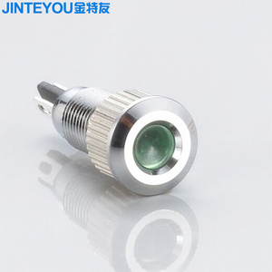 240v 8mm led signal indicator light with high quality