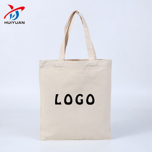 Custom printed tote shopping bag cheap organic cotton bags with logo