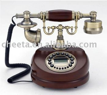 Clic Telephone Old Style Telephones