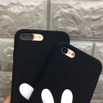 girls silicone iphone 7 case