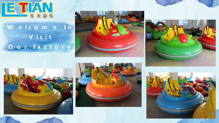 Amusement Ride Battery Operated Kids Bumper car for sale
