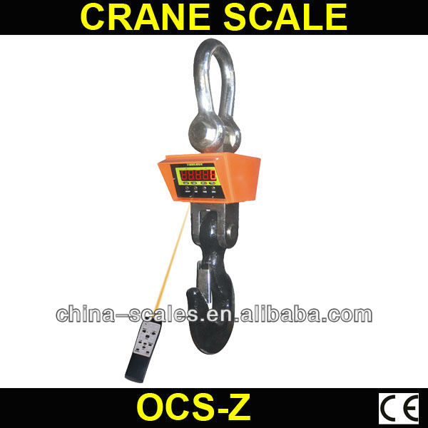 Durable and reliable OCS-Z heavy duty electronic weighing scale