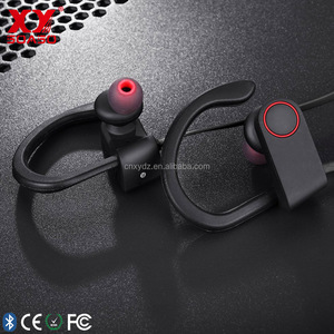 2018 stereo wireless universal shenzhen novel bluetooth earphones made in China with clear sound