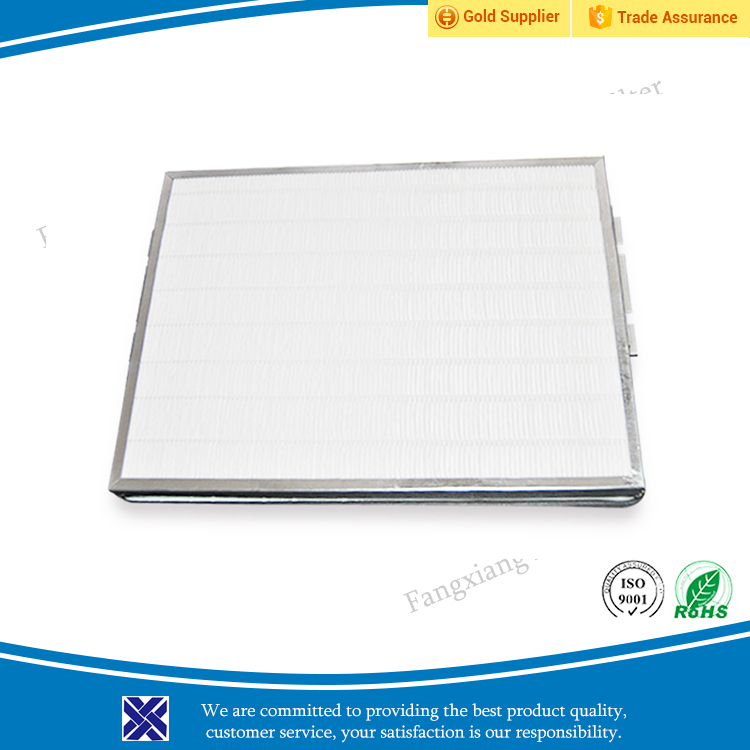 Made in China Folding filter air filter