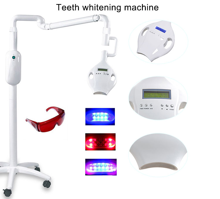 Newly LED Bleaching System teeth whitening machine dental factory supply
