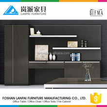 BS-W3240 Fashion design wooden office storage office display rack filing cabinet