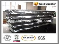 China suppliers galvanized steel wall panels corrugate galvanized steel roof sheet scrap metal