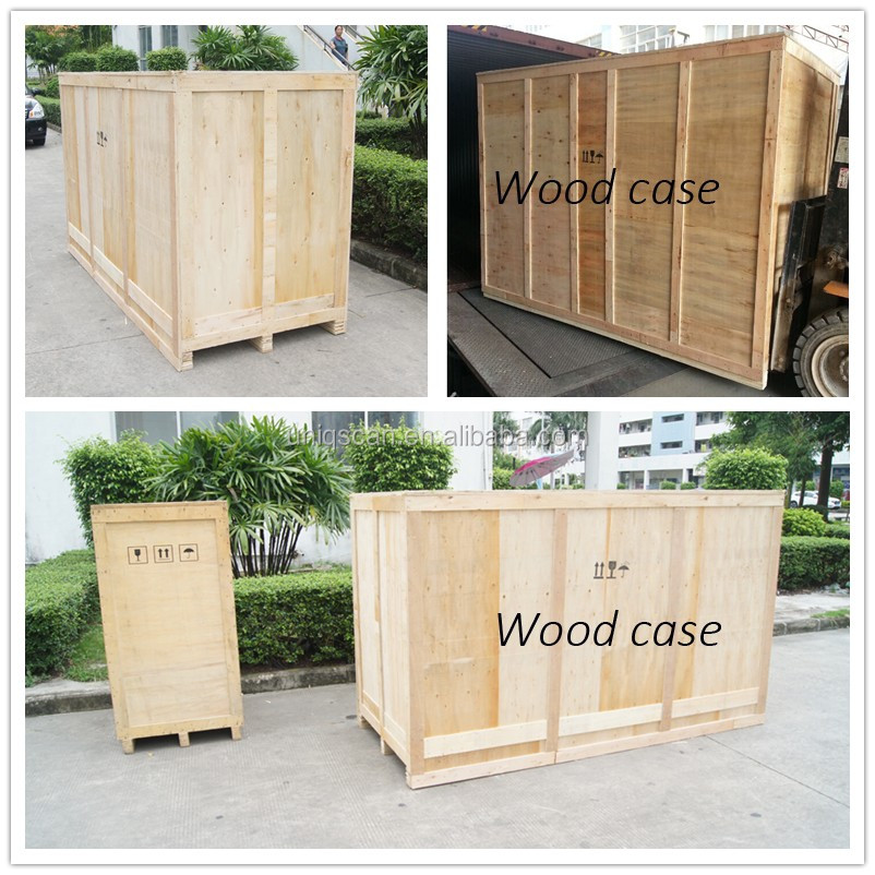 X-ray wooden packing