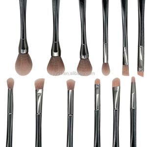 Own gun color Makeup Brushes Set 8pcs/set