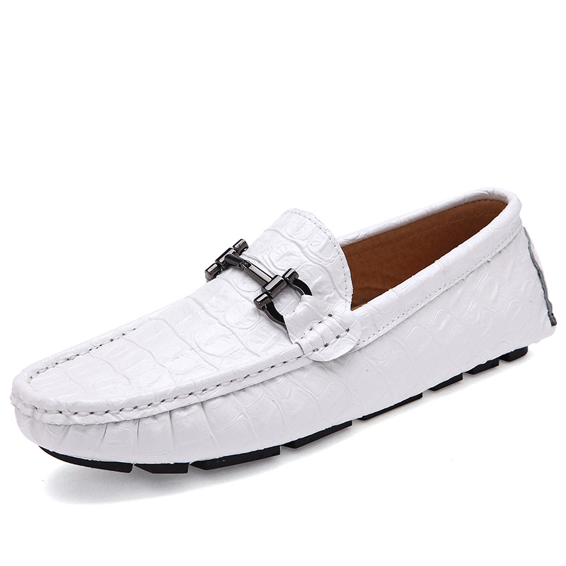 da78edeb7e5 men loafers casual shoes British fashion men`s shoes moccasins genuine leather  loafers Handmade men flats shoes ...