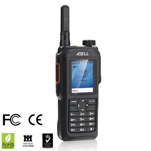 Sim Two Way Radio IP67 Underwater 3G 4G PoCGPS wifi Walkie Talkie