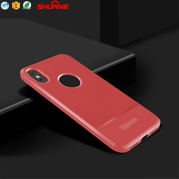 New Fit For iPhone Edition Ultra Thin TPU Transparent Cases Cover For iPhone X Case