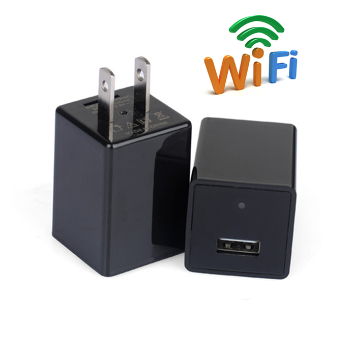 usb charger <strong>camera</strong> 1080p WIFI plug hidden <strong>camera</strong> with USB Adapter <strong>Camera</strong> Real-time Video Remotely Monitoring