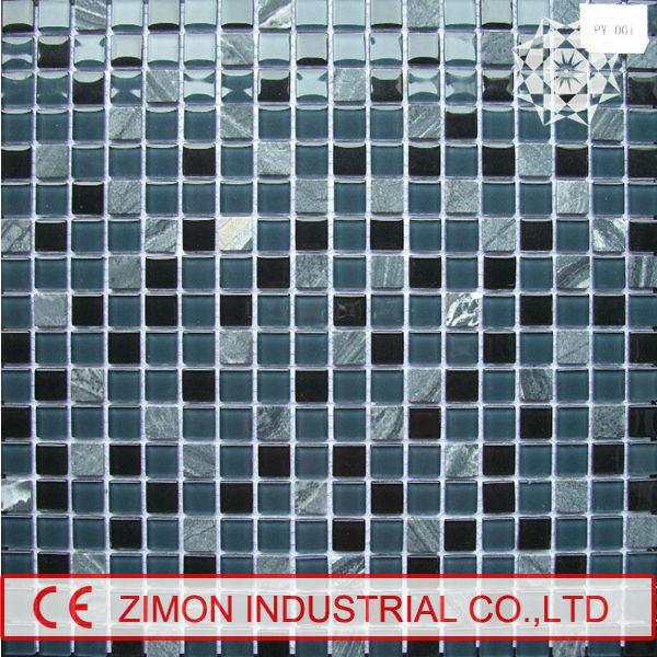 mattonelle di mosaico di vetro mosaico muro del bagno piastrelle piastrelle gres di prezzi