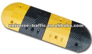 Road Safety Rubber Curbs