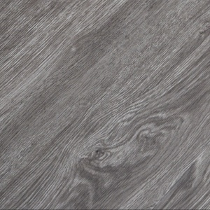 Black Eco Click Lock Luxury Vinyl Plank Floor