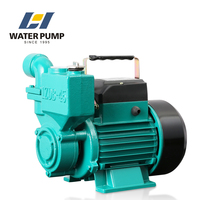 small 0.5 hp 0.75hp IZDB brass impeller electric high pressure self-priming surface clean water pump