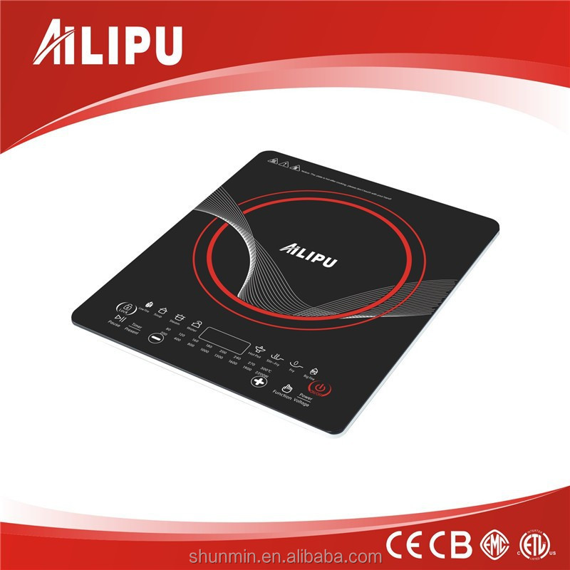 1800W ultra thin slim induction cooker schott ceran 22mm induction cooktop for kitchen <strong>appliance</strong>