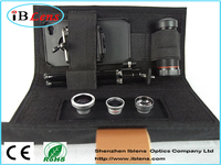 High Quality Mobile Phone Camera Accessories Easy To Carry Universal 5 In 1 lens for cell phone