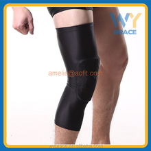 Leg and knee Guard Sleeve Crashproof Antislip Basketball Leg Knee Sleeve Protector Gear Honeycomb Pad