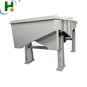 Large Capacity Horizontal Vibrating Screen Deck Separator - Buy Screen Deck  Separator,China Vibrating Screen,Horizontal Vibrating Screen Product on