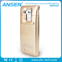 ultra thin case for Huawei mate 8 battery case power bank our company want distributor