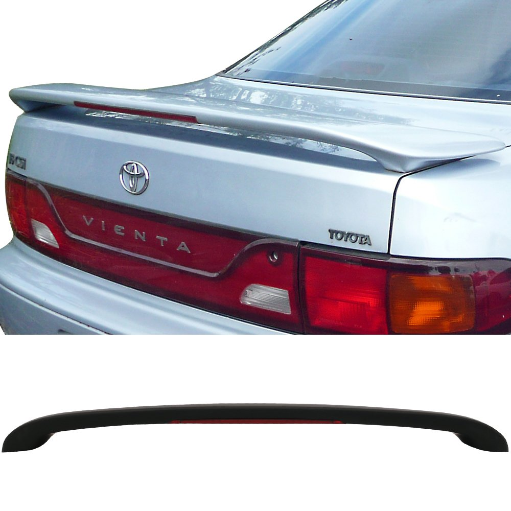 Get Quotations 97 01 Toyota Camry 4dr Sedan Oe Factory Style Abs Trunk Spoiler Led Light
